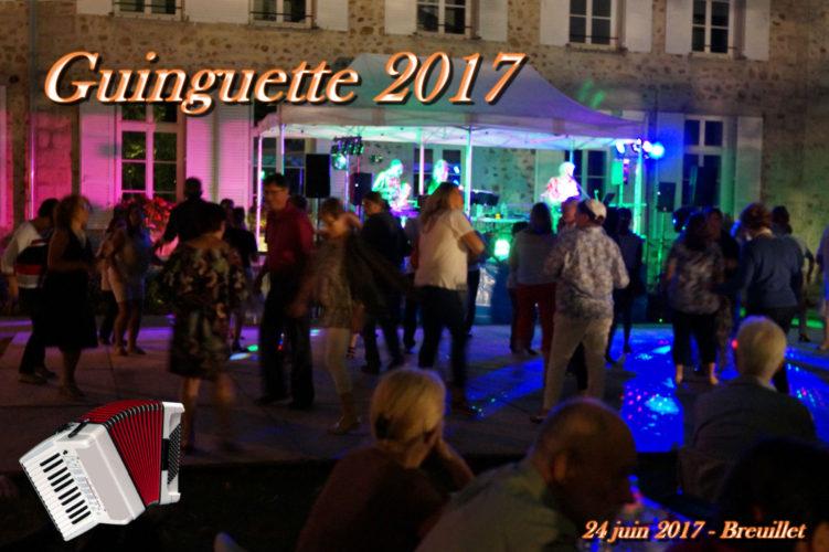 Guinguette Breuillet 2017