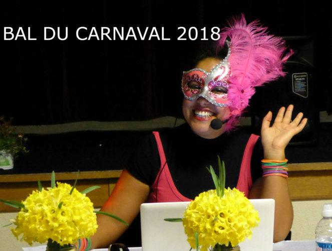 Bal du carnaval de Saint Chéron 2018
