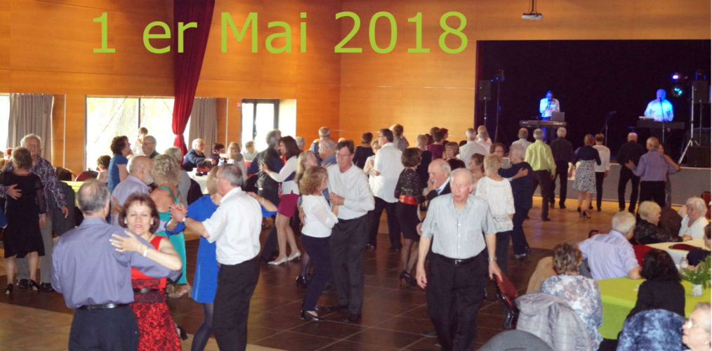 Manifestation du 1er Mai 2018 Breuillet