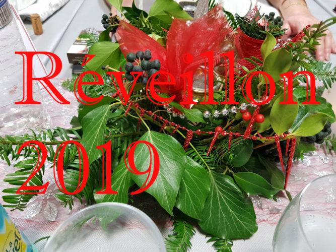 Réveillon Saint Sylvestre 2019